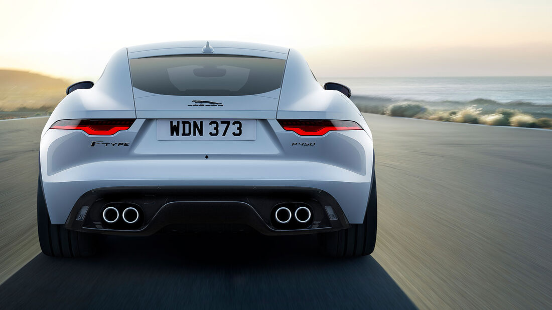 Jaguar F-Type R-Dynamic Black Sondermodell