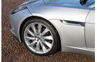 Jaguar F-Type, Rad