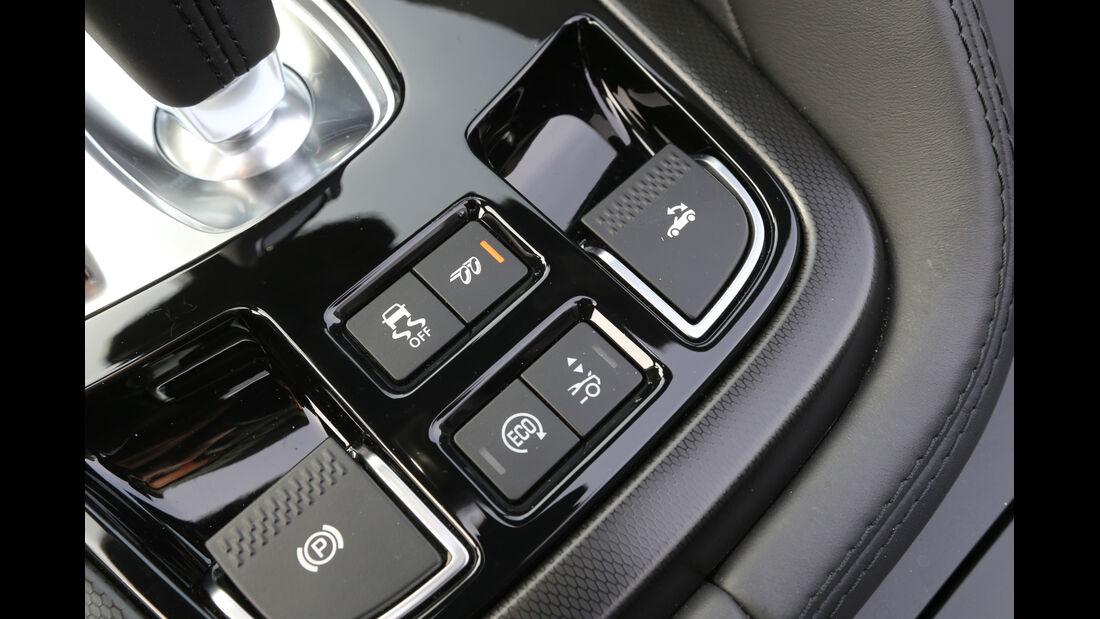Jaguar F-Type S, Bedienelemente, Fahreinstellung