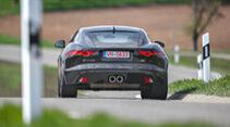 Jaguar F-Type S, Exterieur