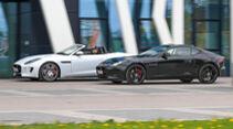 Jaguar F-Type S, Jaguar F-Type R AWD, Exterieur