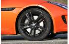 Jaguar F-Type S, Rad, Felge