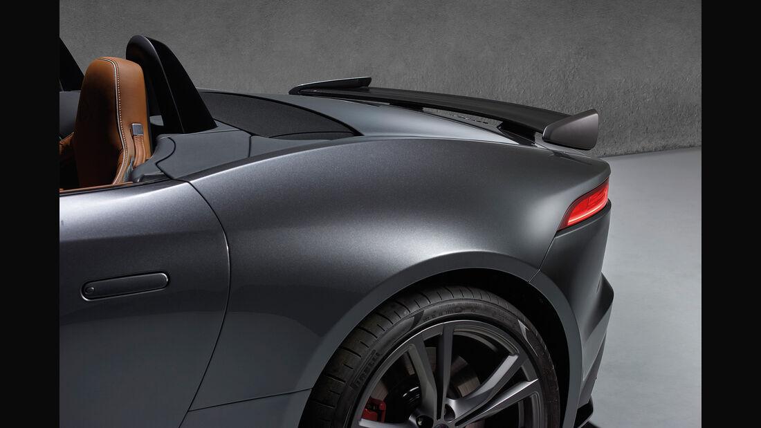 Jaguar F.Type SVR  Cabrio