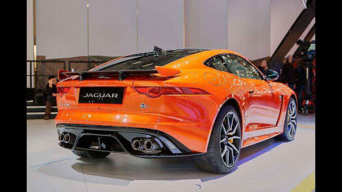 Jaguar F.Type SVR Coupé