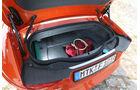 Jaguar F-Type V6 S, Kofferraum