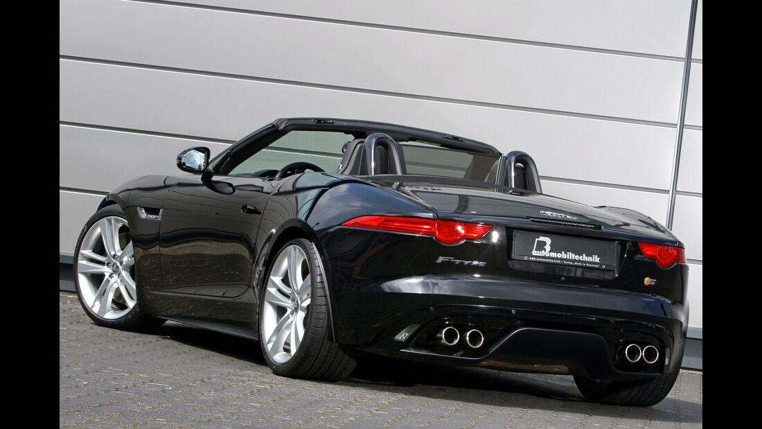 Jaguar F-Type by B&B Automobiltechnik