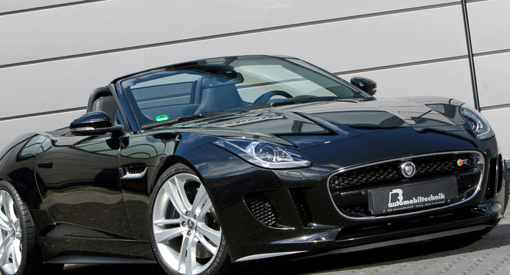 Jaguar F-Type by B&B Automobiltechnik