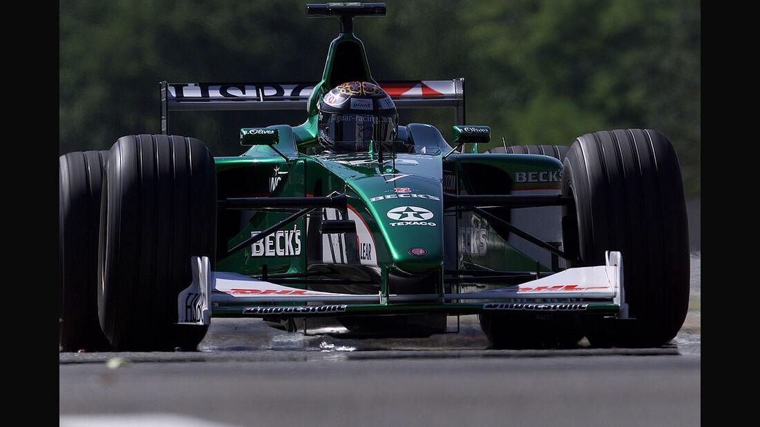 Jaguar F1 2000 Irvine