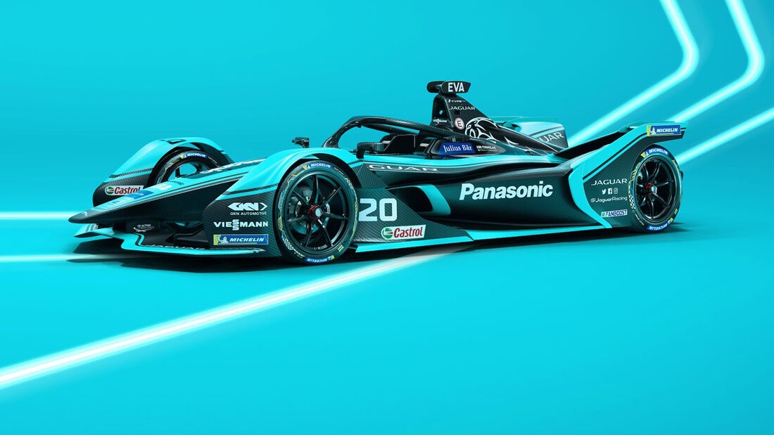 Jaguar - Formel E - 2019