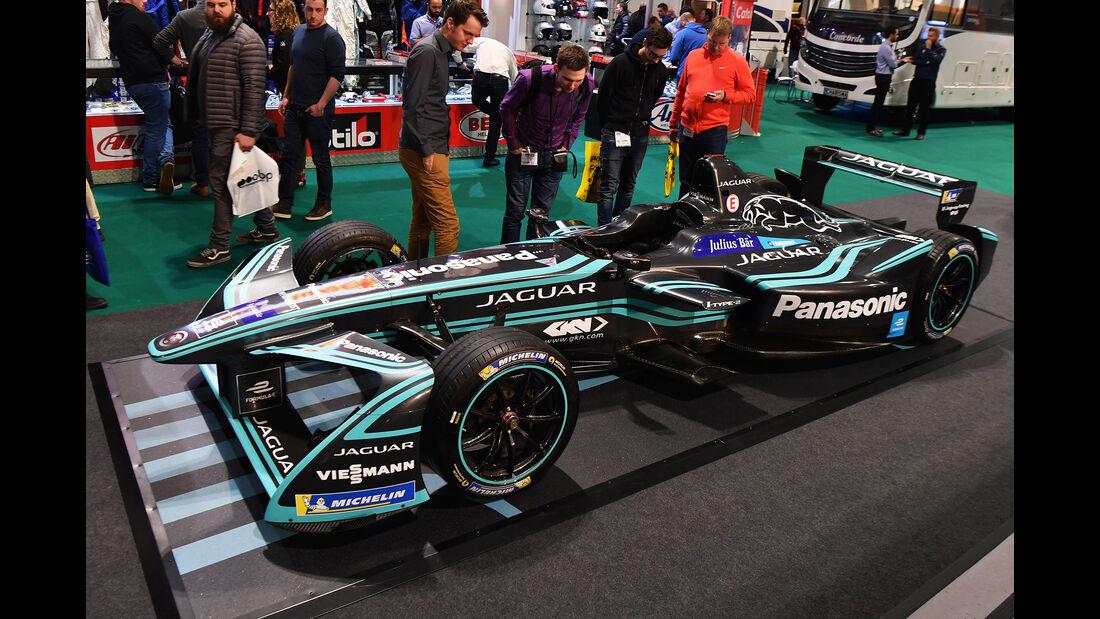 Jaguar Formel E - Autosport International - Birmingham - 2018