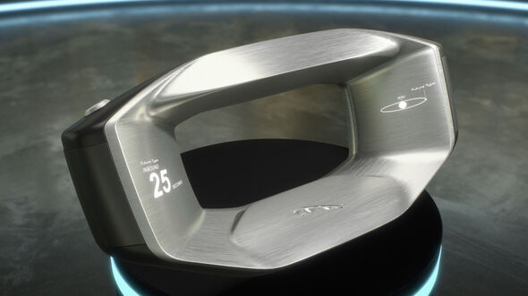 Jaguar Future-Type Lenkrad Sayer