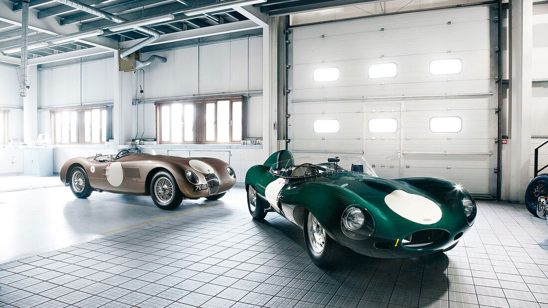 Jaguar Heritage Racing Team