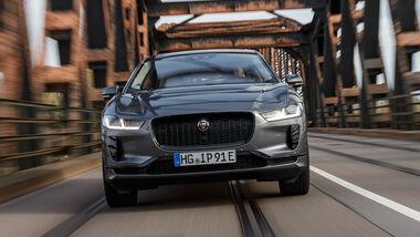 Jaguar I-Pace, Exterieur
