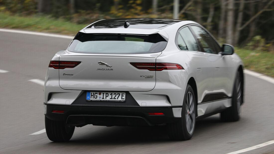 Jaguar I-Pace HSE, Exterieur