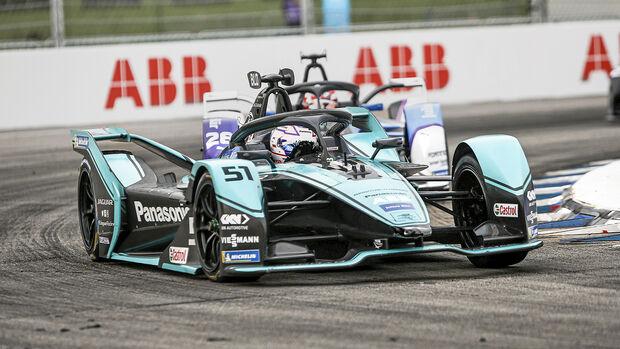 Jaguar I-Pace, Rennsport