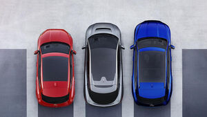 Jaguar I-Pace Weltpremiere 2018