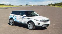 Jaguar Land Rover Concept E Evoque Hybrid