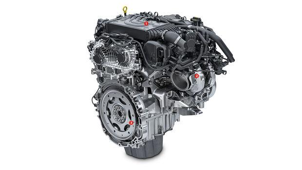 Jaguar Land Rover Ingenium I6