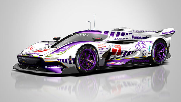 Jaguar - Le Mans - Protoyp - Concept - Hypercar / LMDh - Sean Bull