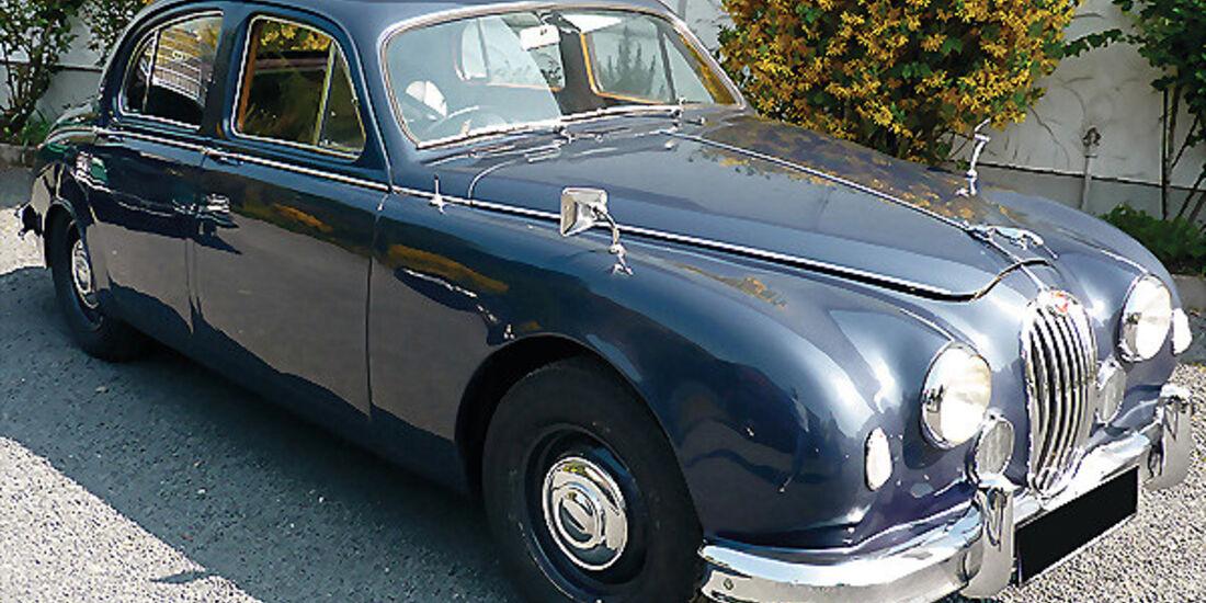 Jaguar MK I Saloon