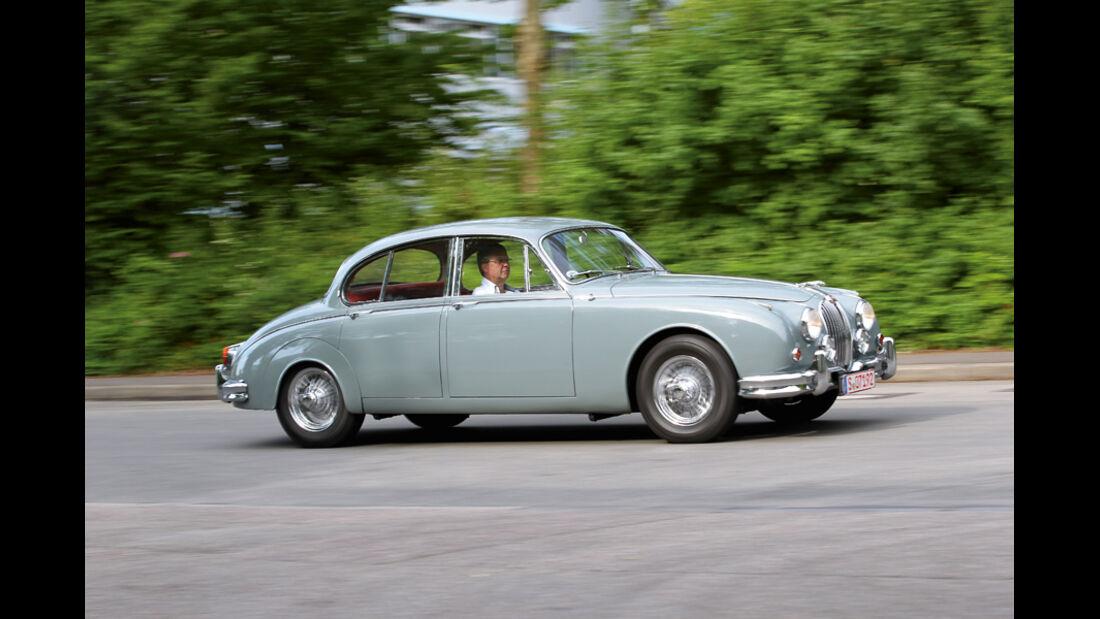 Jaguar MK II 2,4 Litre