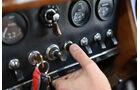 Jaguar MK II, Bedienelemente