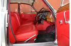 Jaguar MK II, Fahrersitz