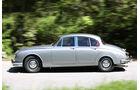 Jaguar MK II, Seitenansicht