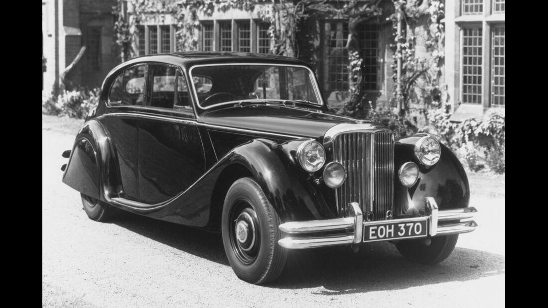 Jaguar Mark V 1948