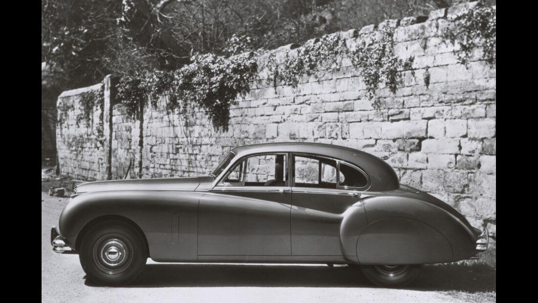Jaguar Mark VII 1951