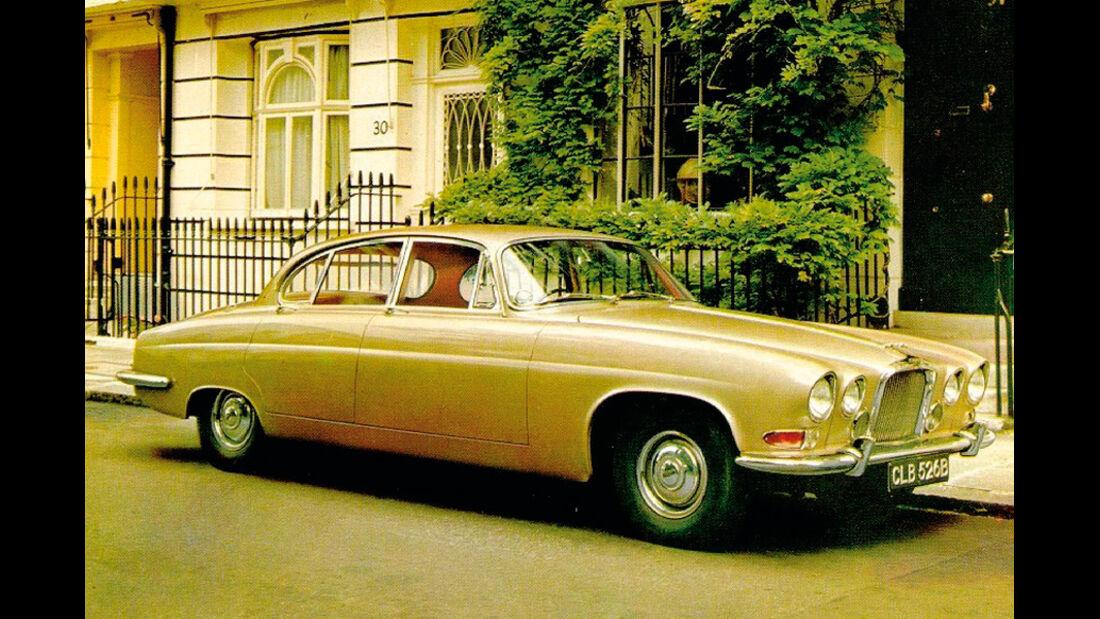 Jaguar Mark X 1962