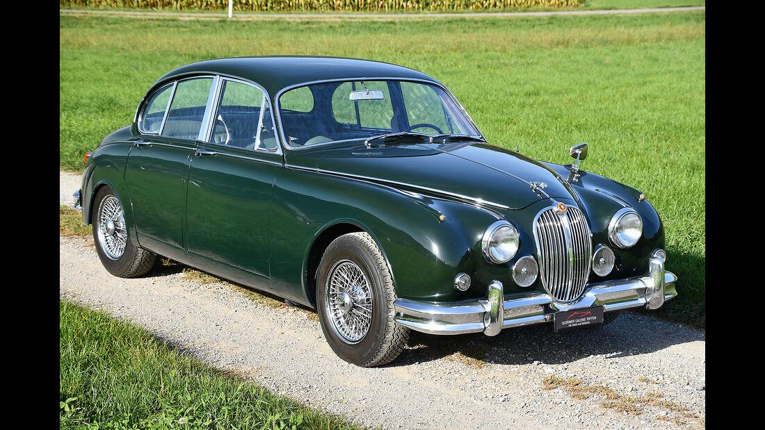 Jaguar Mk2 3.4 Litre Saloon (1960)