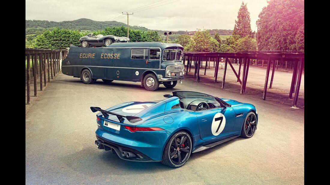 Jaguar Project 7 Goodwood