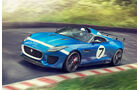 Jaguar Project 7 Goodwood Sperrfrist 10.7.2013