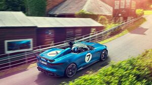 Jaguar Project 7 Goodwood