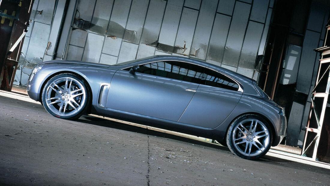 Jaguar RD-6 Concept