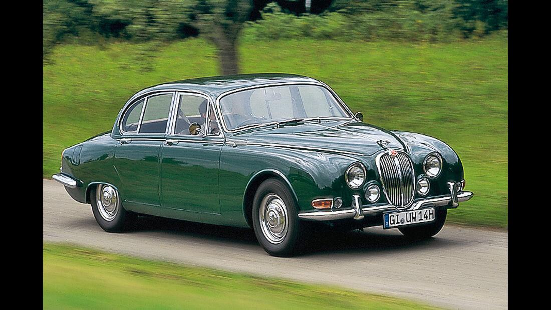 Jaguar S-Type 1963