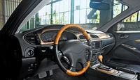 Jaguar S-Type 4.2, Cockpit