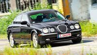Jaguar S-Type 4.2, Frontansicht