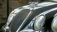 Jaguar S-Type V8, Kühlergrill