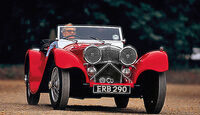 Jaguar SS 100 1936