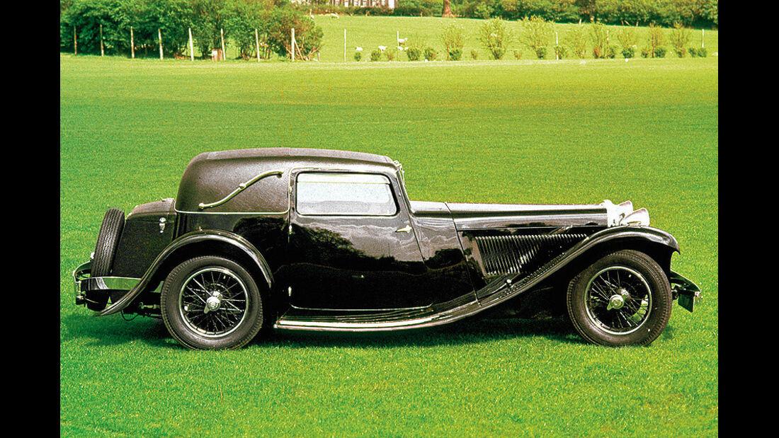 Jaguar SS1 1931