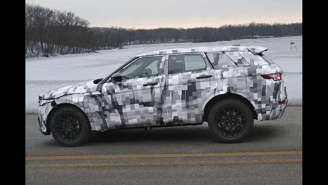 Jaguar SUV,Erlkönig,03/2014