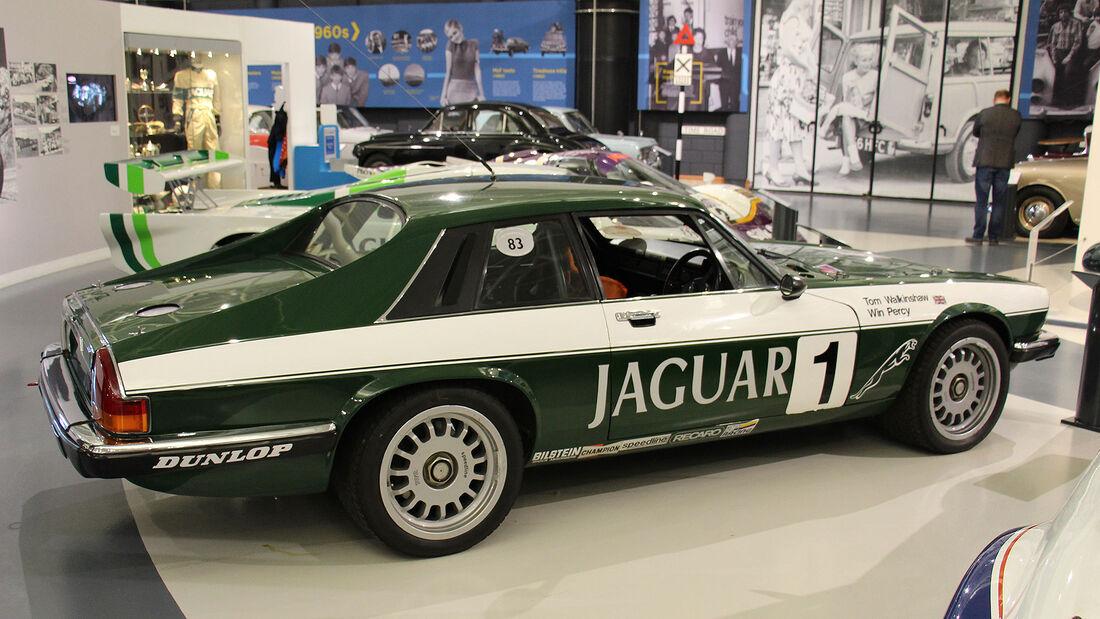 Jaguar TWR XJ-S Tourenwagen im British Motor Museum