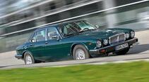 Jaguar  V12, Frontansicht