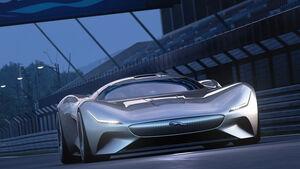 Jaguar Vision GT Gran Turismo