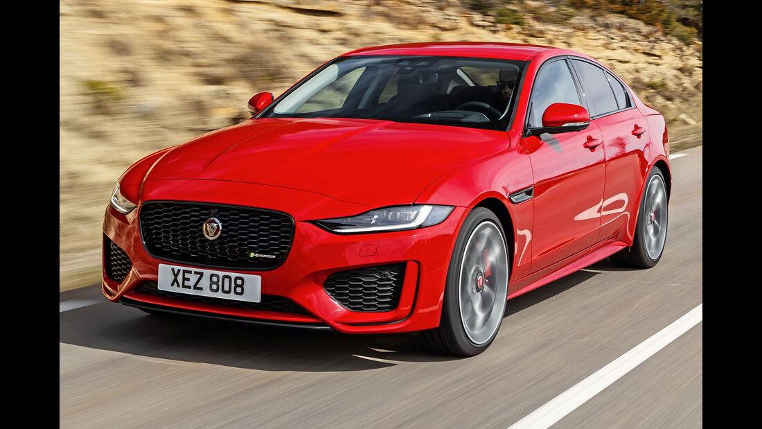 Jaguar XE, Best Cars 2020, Kategorie D Mittelklasse