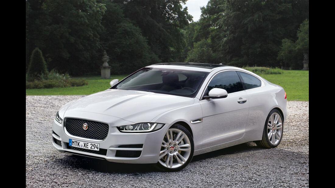 Jaguar XE Coupé