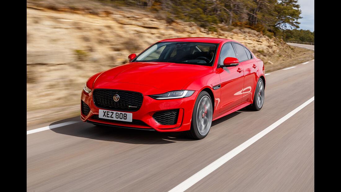 Jaguar XE Facelift 2019
