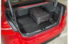 Jaguar XE S, Kofferraum